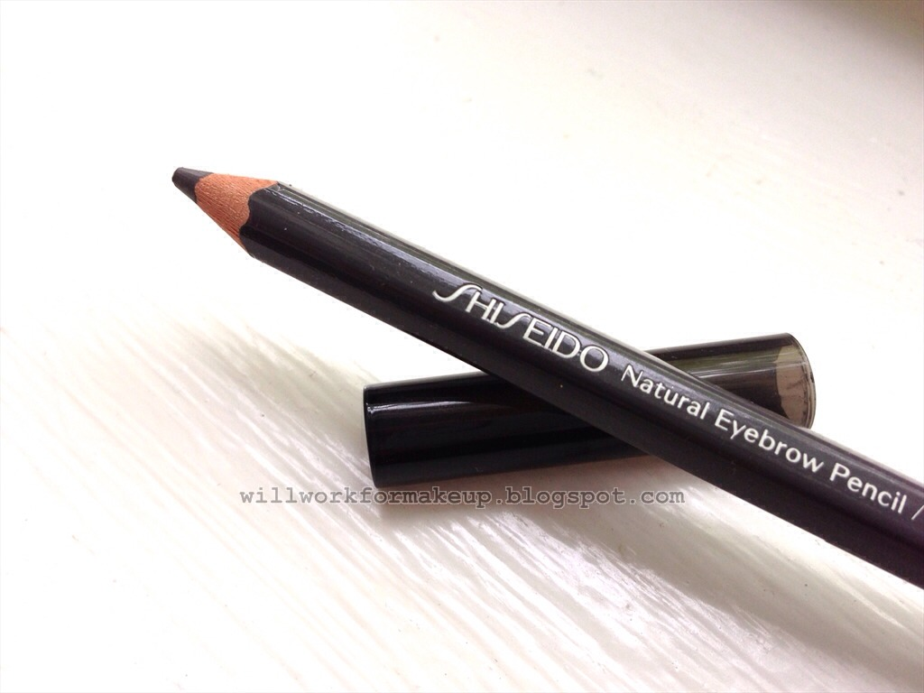 how to draw eyebrows with a pencil