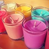 THE SWEET SMELL OF SUCCESS! DIY -Scented candles💜