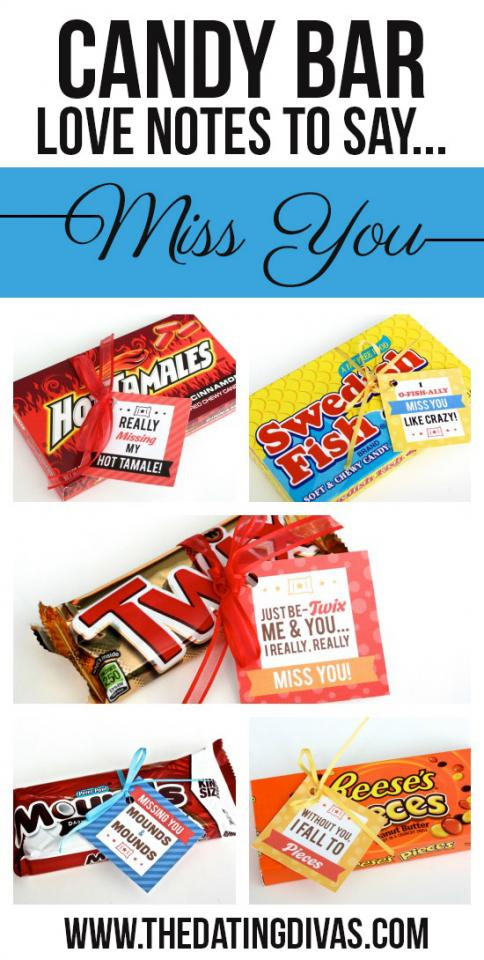 Clever Candy Sayings For {almost} Every Occasion! | Trusper