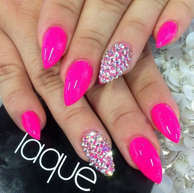 50 AMAZING Nail Designs & Shapes 😻😻💅