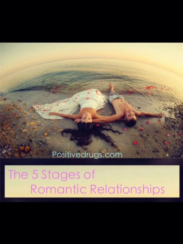 semi romantic relationship phases