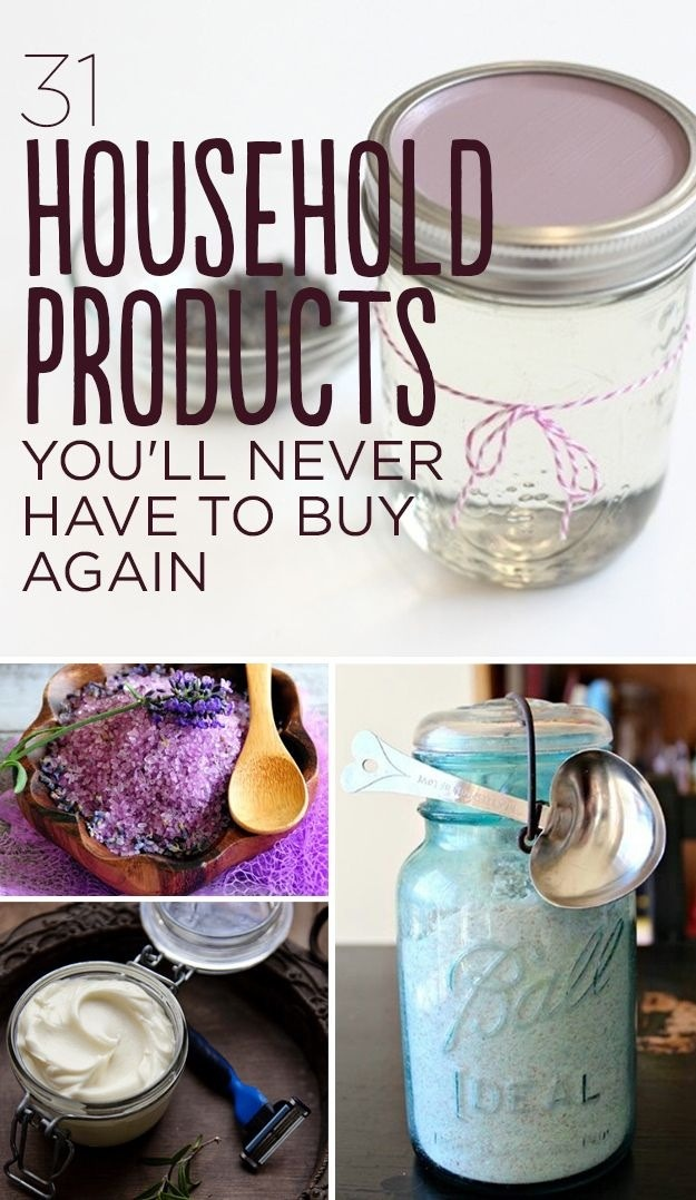 31 diy household projects trusper for Fun diy projects with household items