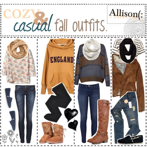 🍂GET YOUR FALL STYLE TOGETHER!🍂