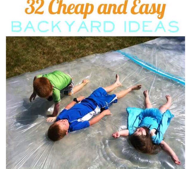 32 Backyard Ideas That Are Easy, Cheap, And Borderline Genius!!