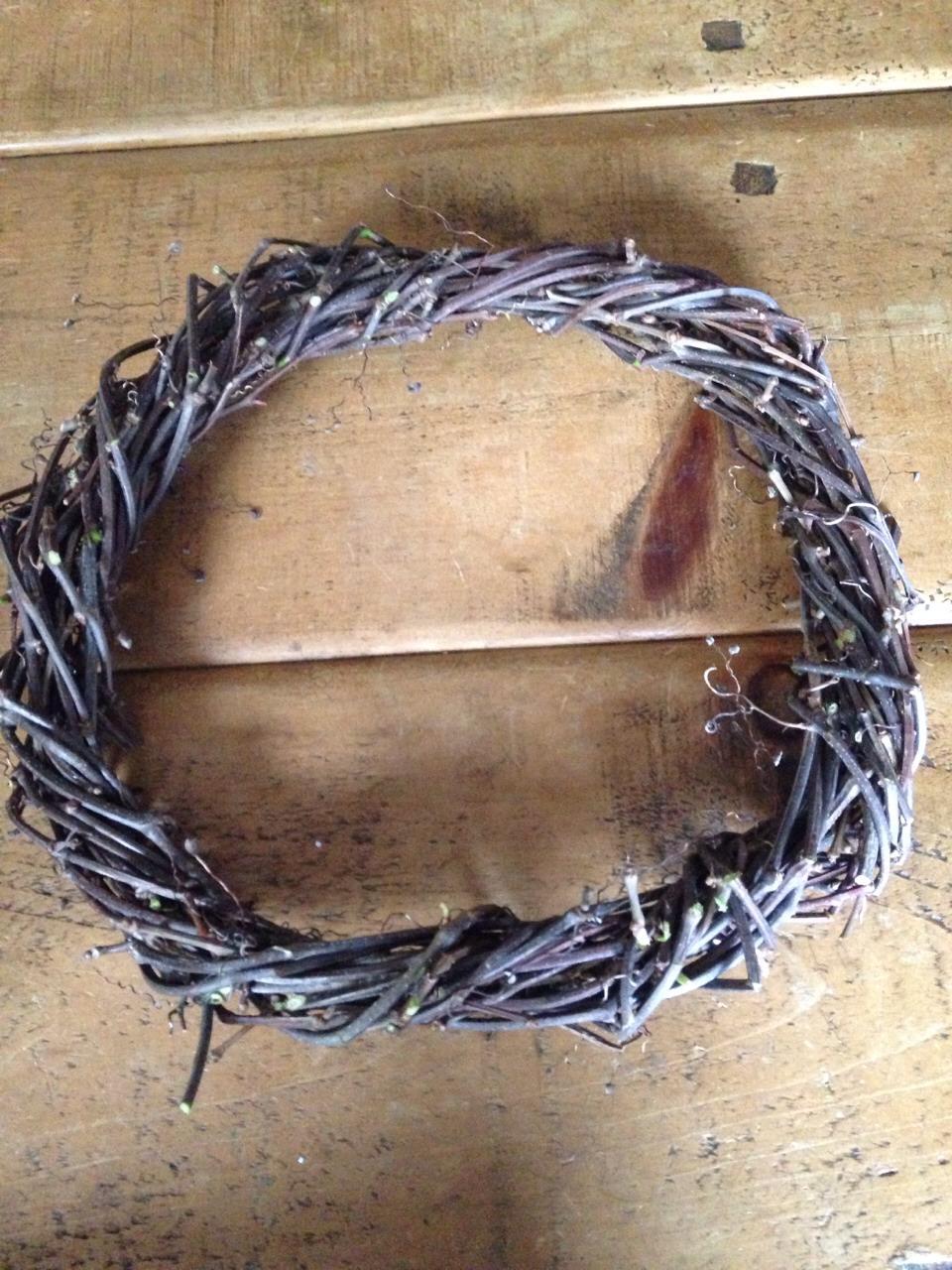 Homemade Easter Door Wreath | Trusper
