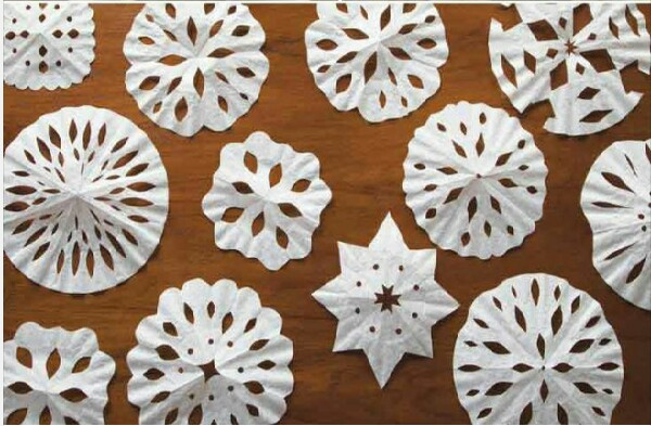 DIY SNowflakes! #tipit