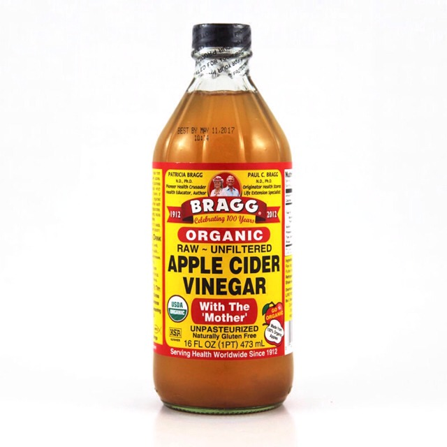 Braggs Apple Cider Vinegar Benefits And Treatment!