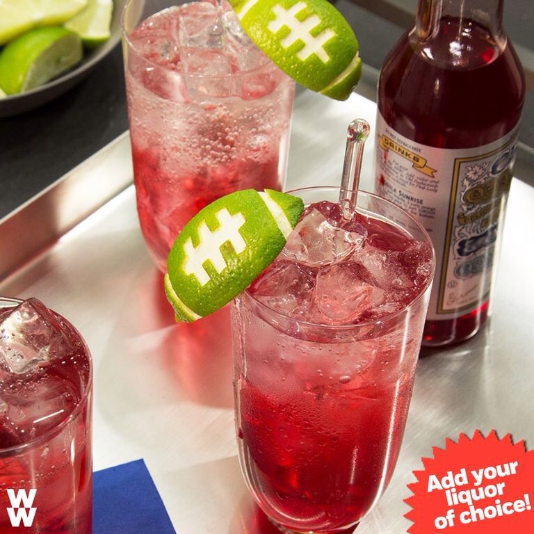 Pomegranate Cooler (Weight Watchers) | Trusper