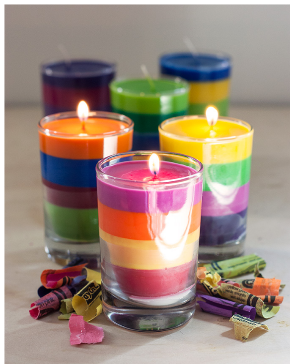 ultimate crayons candles♥♥