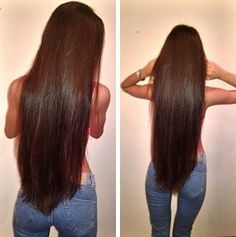 How To Grow 2 To 4 Inches Of Hair In A Week !! Its A Great Tip :)