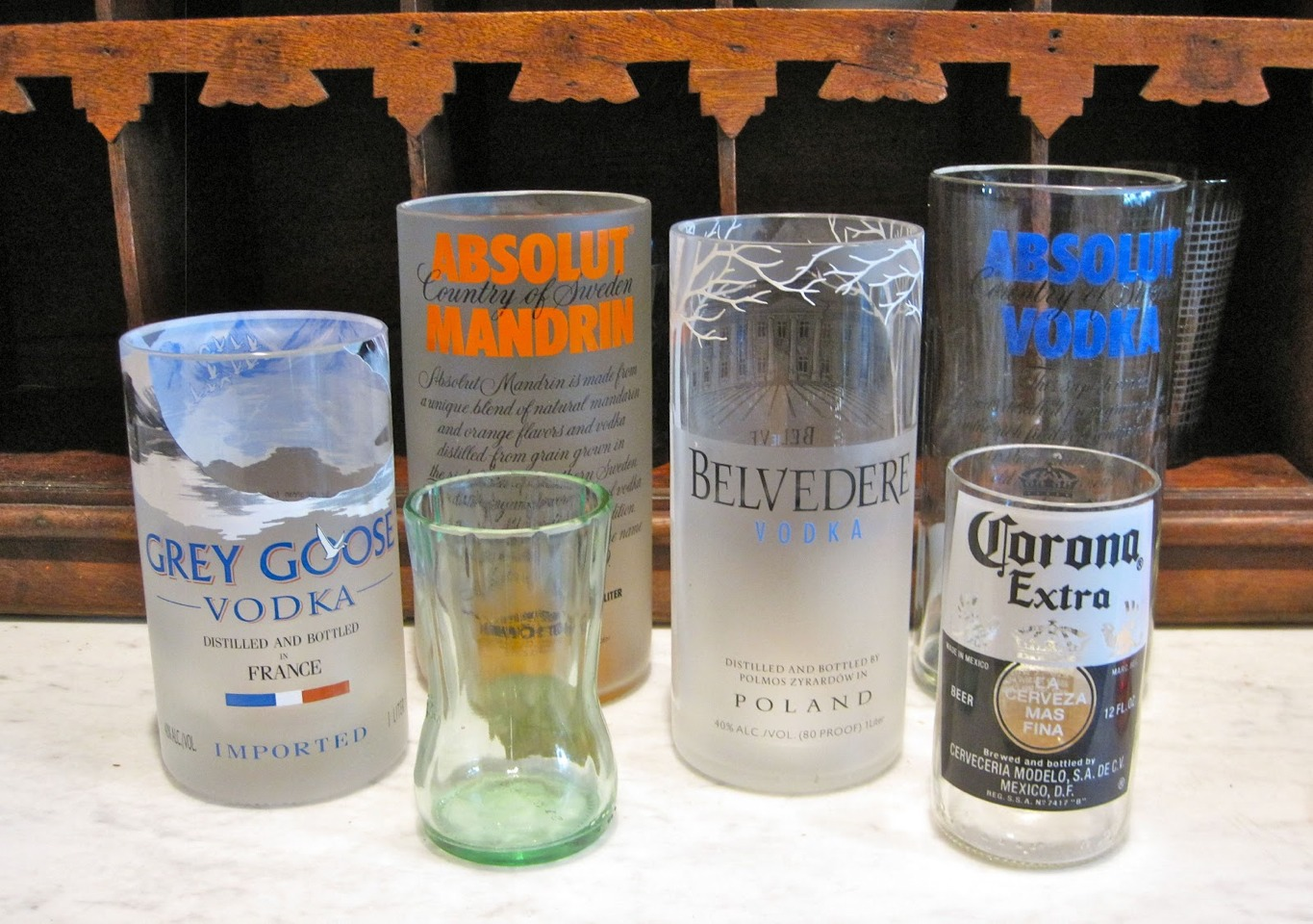 turn your beer bottles into glass cups 5 easy steps