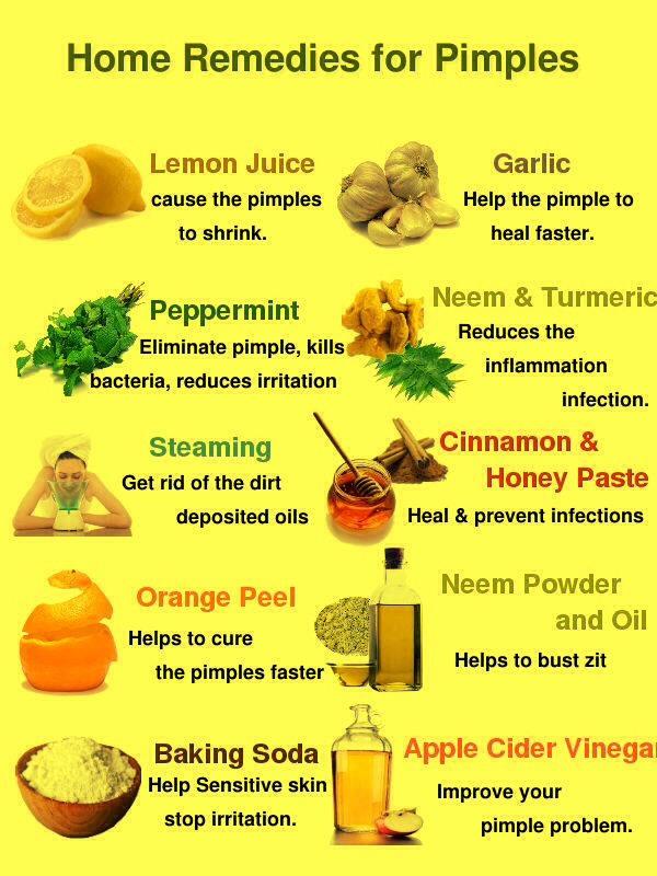 Home Remedies For Pimples Trusper