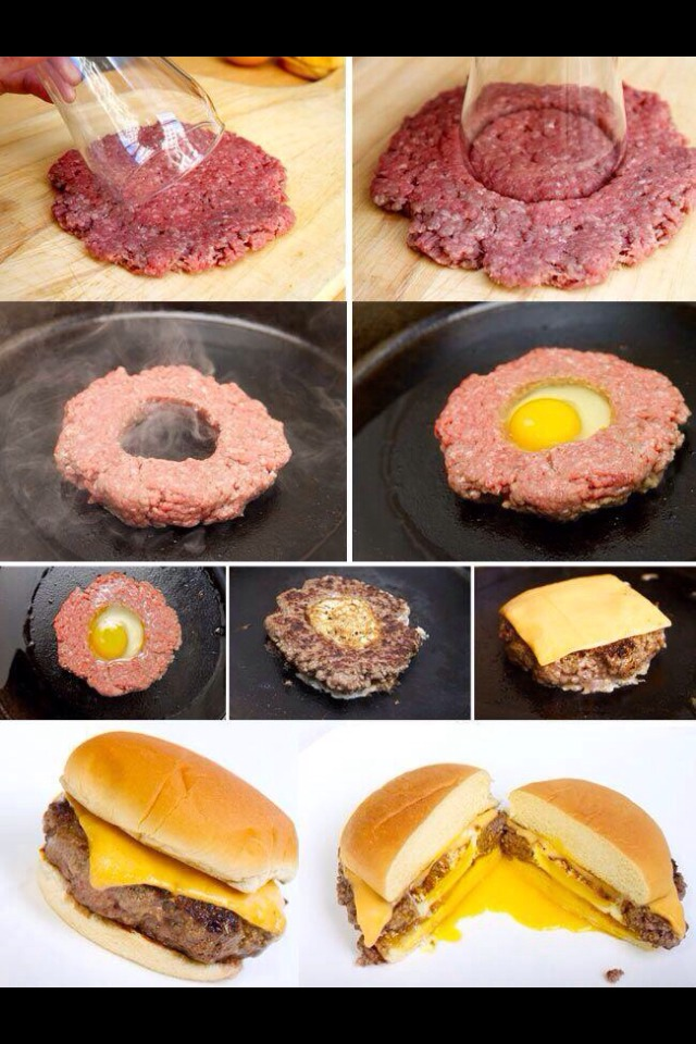 how to make a good burger