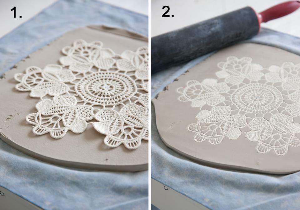 Gift this diy pottery plate trusper for Diy ceramic plates