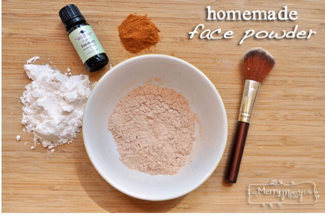 makeup all  free natural those makeup chemical  your from  your chemicals putting on face all everyday