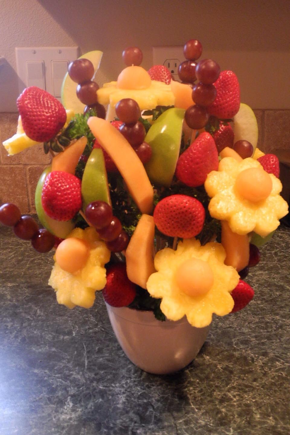 Edible Fruit Arrangements Trusper