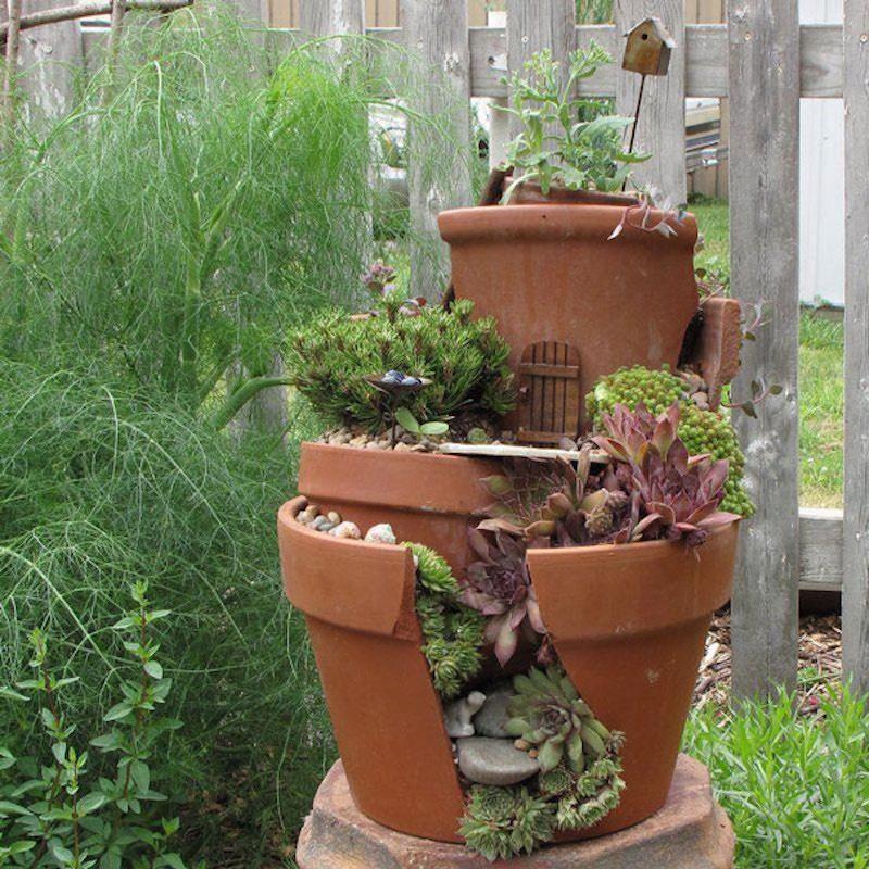Create your own fairy garden trusper for Create your garden
