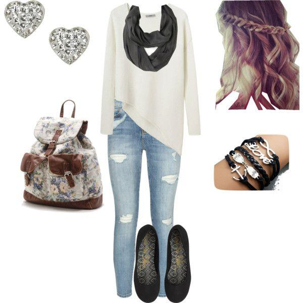 Cute And Fashionable Bact To School Outfits Check Out My