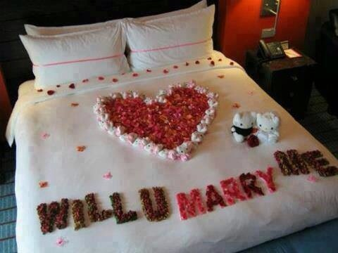 "Cute ""will You Marry Me"" Ideas | Trusper"
