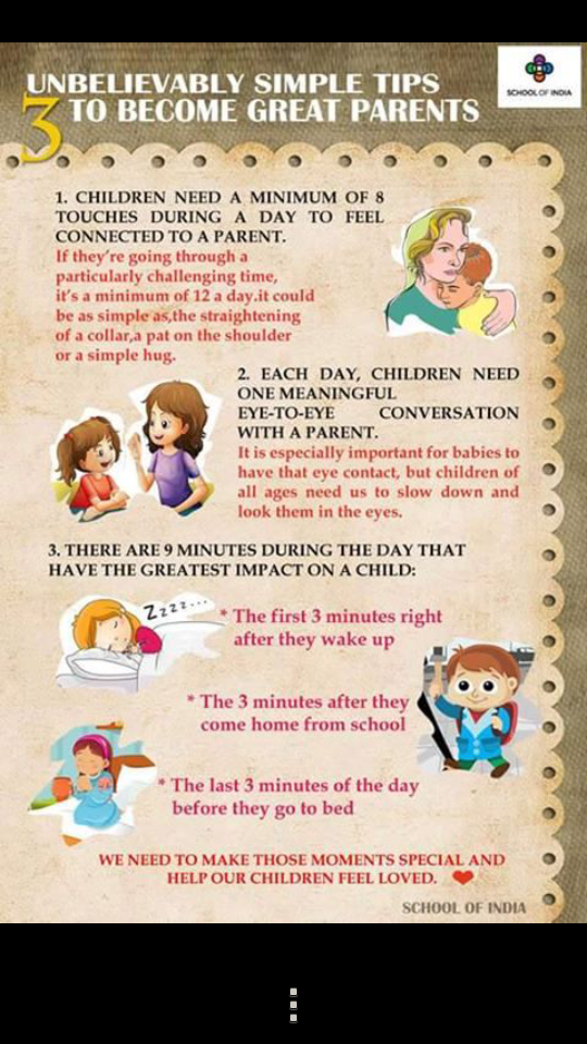 How To Be A Best Parent For Kids!!!!
