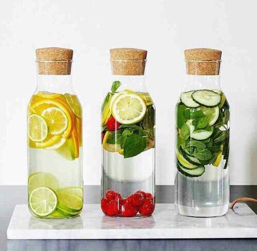 6 Detox Water Recipes