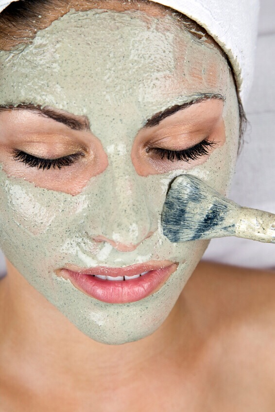 Easy Avocado Face Mask For All Skin Types