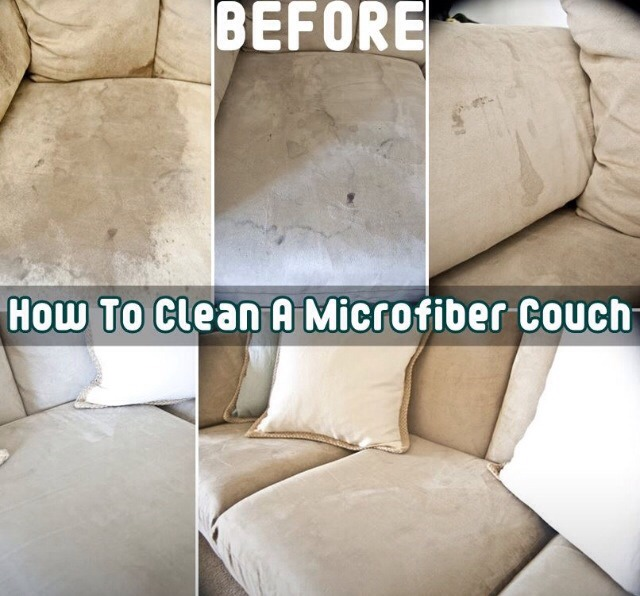 How To Clean A Micro Fabric Couch Trusper