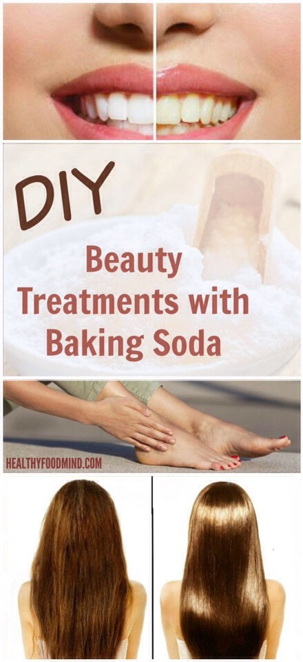 8⃣ Natural And Effective Health And Beauty Tips With Baking Soda!
