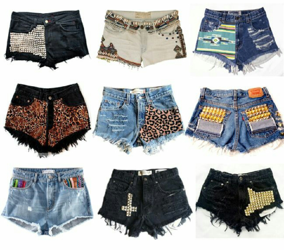DIY Cute Shorts For Summer! | Trusper