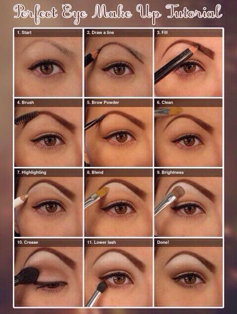 perfect eyemakeup tutorial trusper