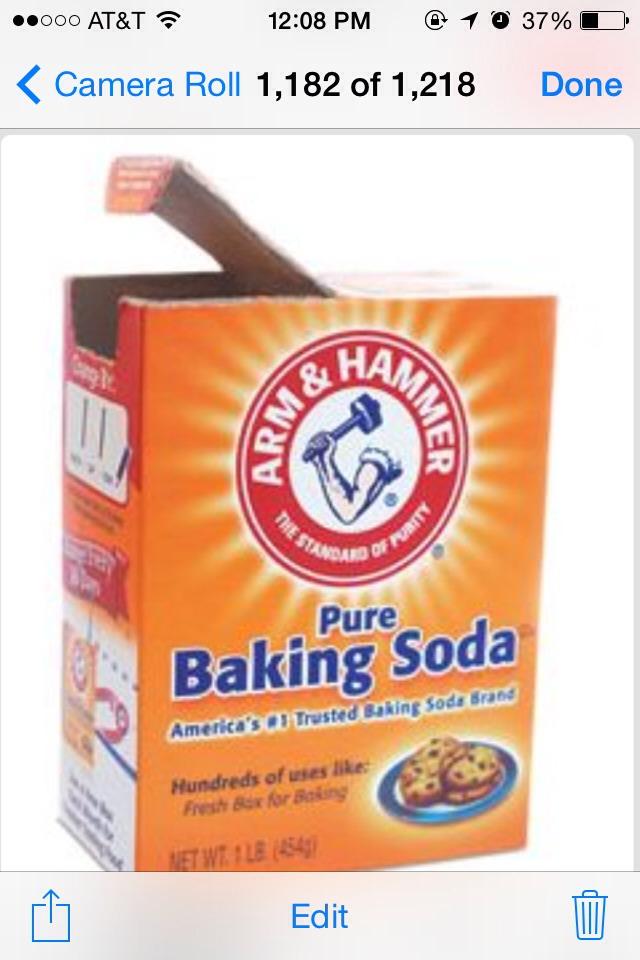 Cupcake baking tips trusper - Unknown uses of baking soda ...