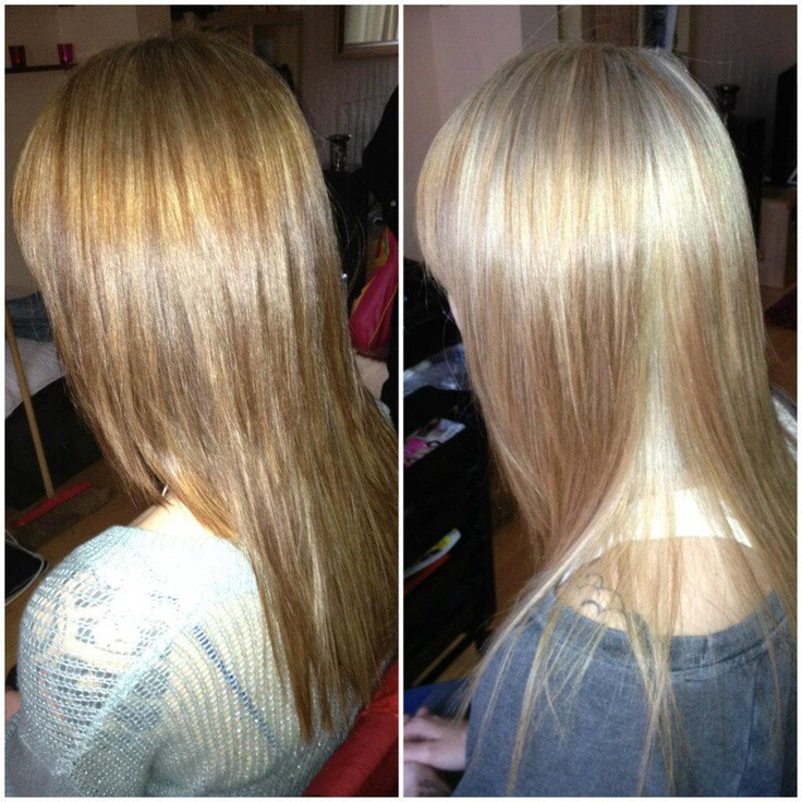 Natural Lightening Hair Trusper
