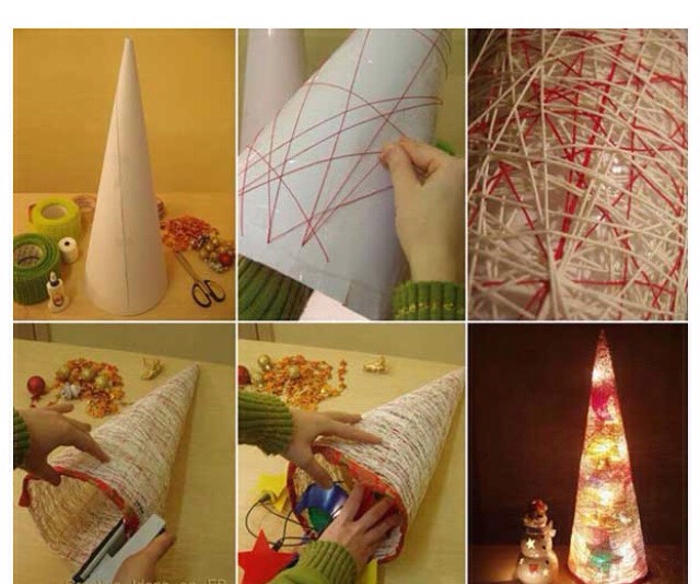 Easy DIY Christmas Decorations!