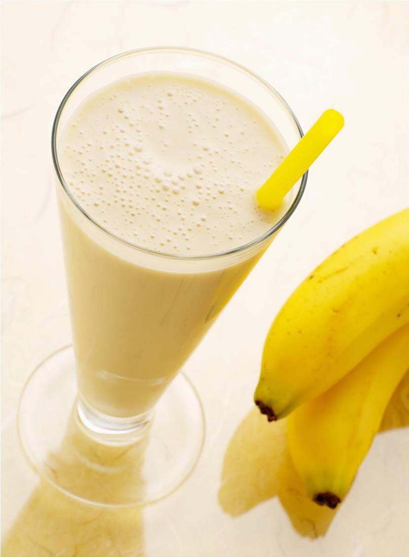 Pure Banana Smoothie
