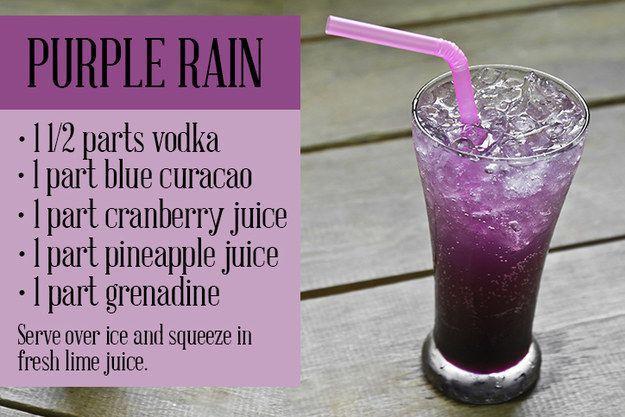 Purple Stuff Drink Recipe