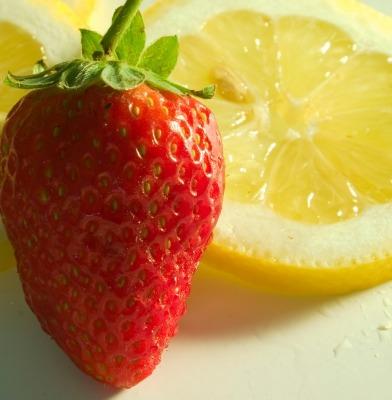Strawberry Lemon Facial Mask Trusper