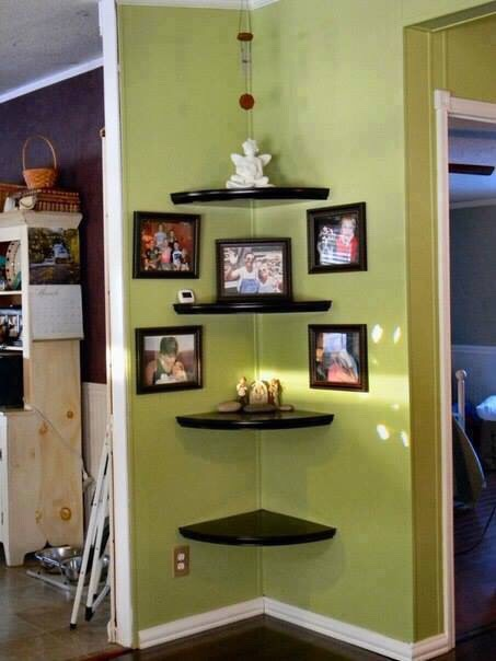 Corner Bookshelf Ideas!! 🎀🎀