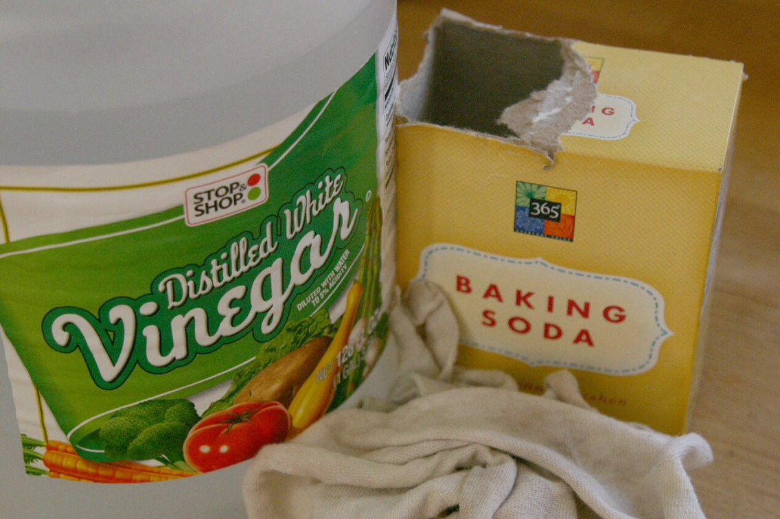 how to make alkaline water with baking soda