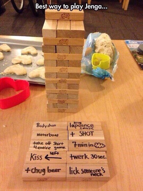 A Couple Of Fun Drinking Games