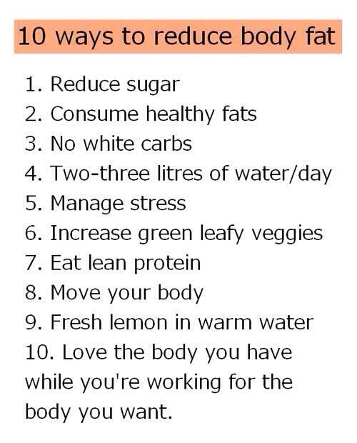 Easy Ways To Lose Body Fat 49