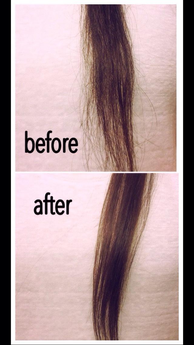 DIY Miracle Hair Reconstructor