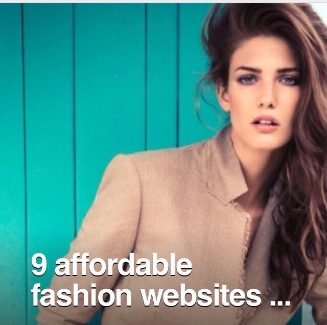 💥✨ 9 Best Affordable Shopping Websites!! ✨💥