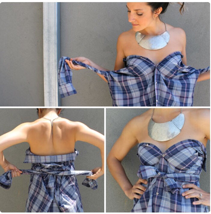 Как сделать красивое платье своими руками фото
