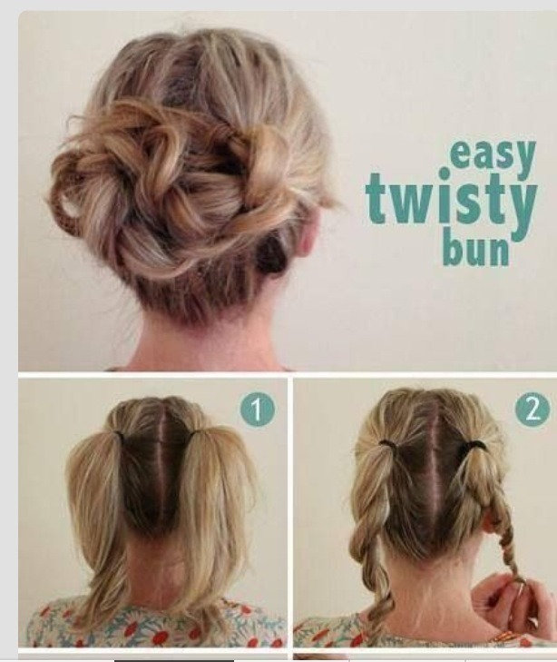 Itching Bun Hairstyles | taylor swift inspired curly side