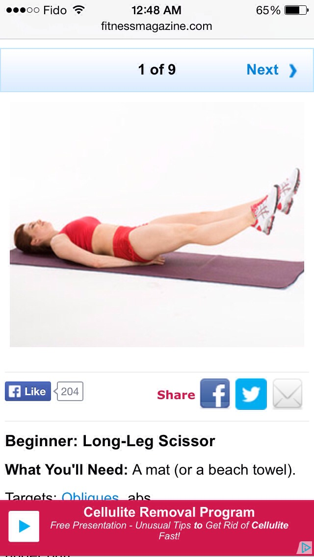 15 Minute Workout To Stop, Clear & Prevent Cellulite & Drop 2 Dress Sizes In 1 Month
