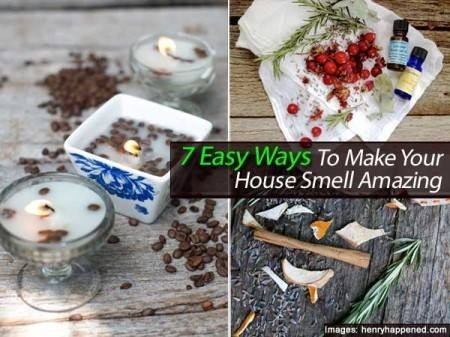 7 Ways To Make You House Smell Good Trusper