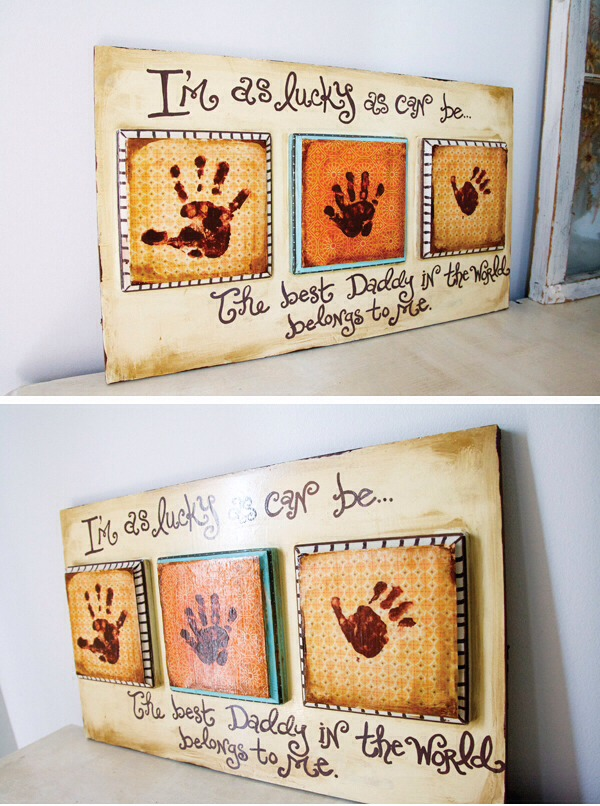 Great DIY Father's Day Gift Ideas