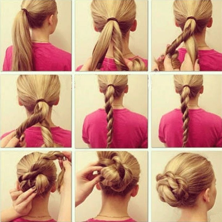 Super Cute Hairstyles, Quick And Easy And Great For Dates