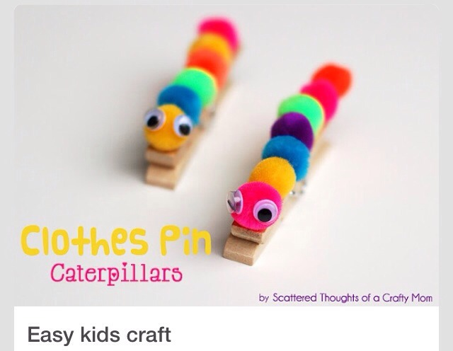 Easy diy kids arts craft ideas trusper for Easy diy arts and crafts