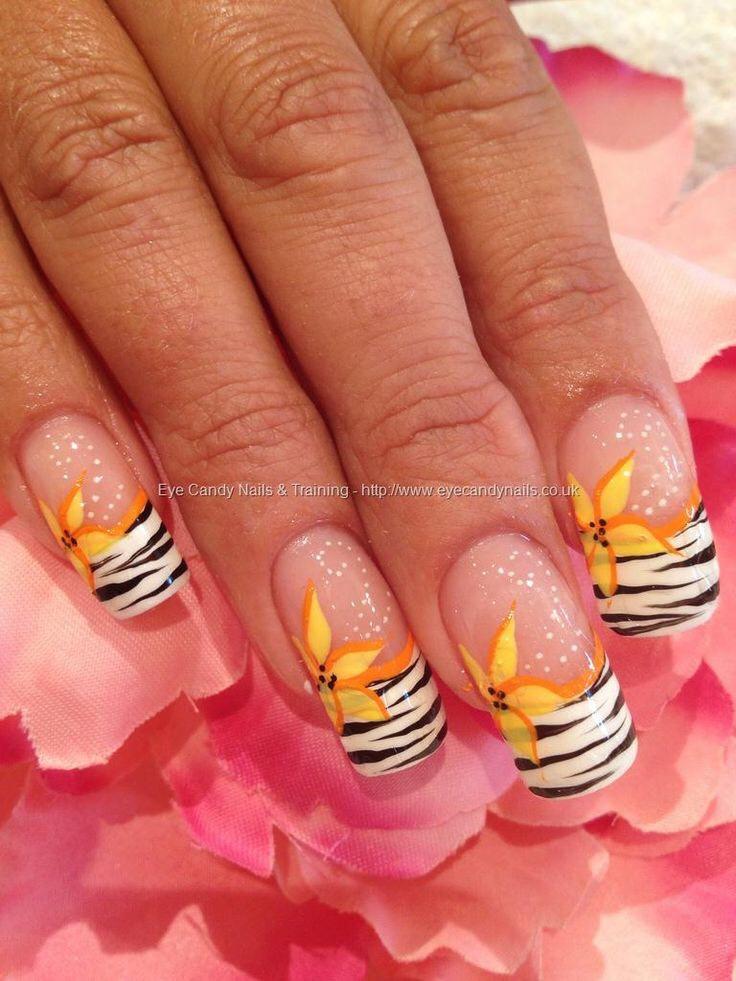 Spring Flower Nails Ideas??